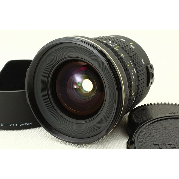 Tokinaトキナー AT-X 235AF PRO 20-35mm F2.8 Canonキヤノン◆フード 極上品ランク