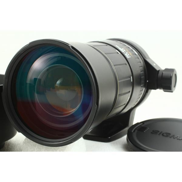 SIGMAシグマ APO 135-400mm F4.5-5.6 Pentaxペンタックス◆ケース 美品ランク
