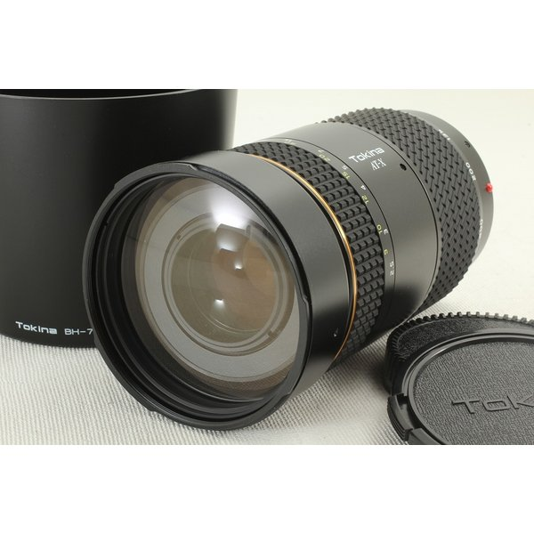 SIGMA シグマ APO 135-400mm F4.5-5.6 DG for Minolta/Sony