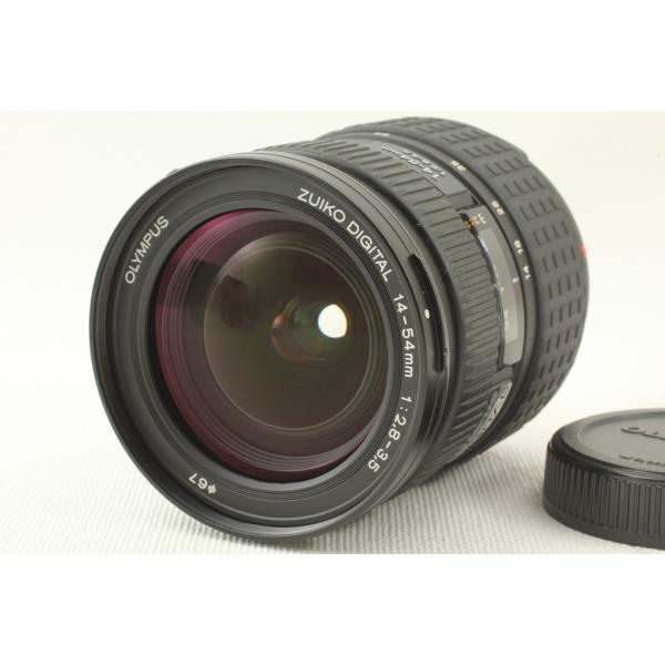 OLYMPUSオリンパス ZUIKO DIGITAL 14-54mm F2.8-3.5◆標準ズーム 極上品ランク