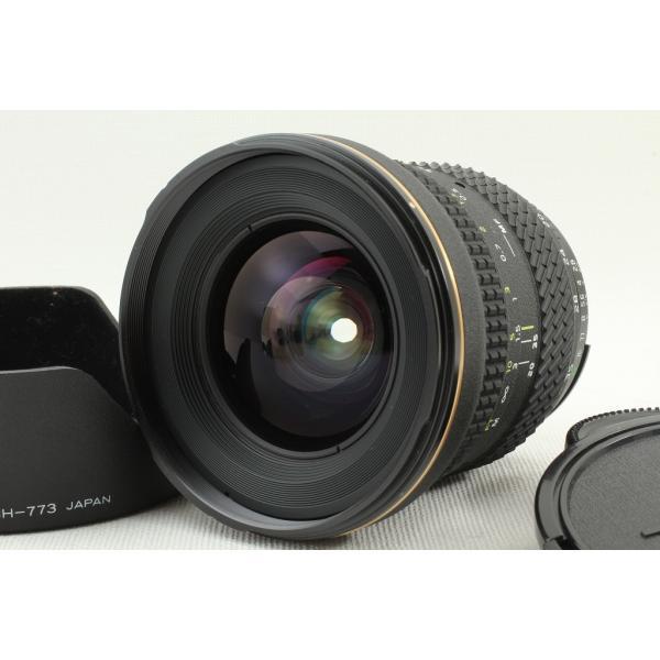 Tokinaトキナー AT-X 235AF PRO 20-35mm F2.8 Nikonニコン◆広角ズーム 極上品ランク