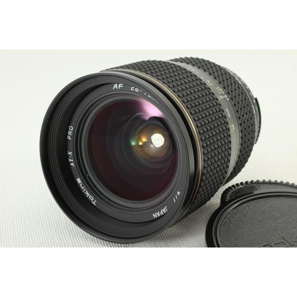 TOKINA AF 28-70mm F2.8 AT-X287 PROsv Nikonニコン◆大口径ズームレンズ 外観極上品ランク