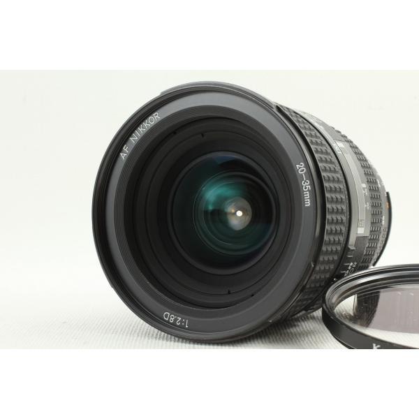 NIKONニコン AF 20-35mm F2.8D◆広角ズームレンズ,希少な銘玉です 極上品ランク