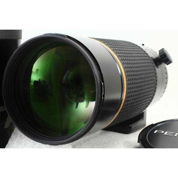 PENTAX ペンタックス FA ☆ SMC 645 300mm F4 ED