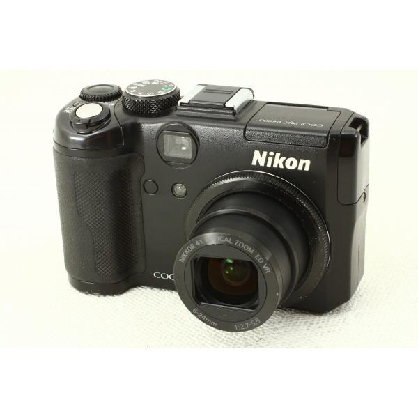 Nikonニコン COOLPIX P6000 外観美品ランク