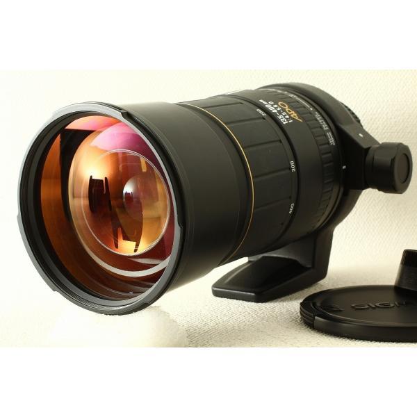SIGMA APO 135-400mm F4.5-5.6 D ASP RF Nikon ニコン 極上品ランク