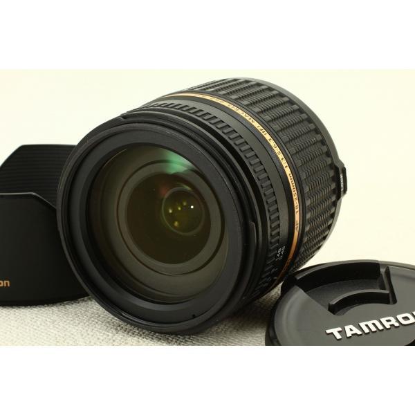 TAMRON AF 18-250mm F3.5-6.3 Di II MACRO A18 Nikonニコン◆フード 極上品ランク