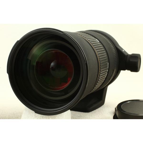 SIGMA APO 135-400mm F4.5-5.6 DG Pentaxペンタックス◆フード 美品ランク