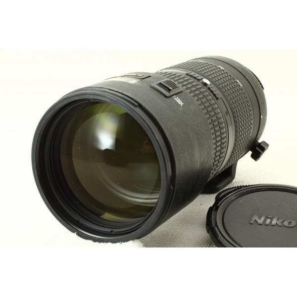 Nikonニコン AF NIKKOR 80-200mm F2.8 D ED New 外観美品ランク