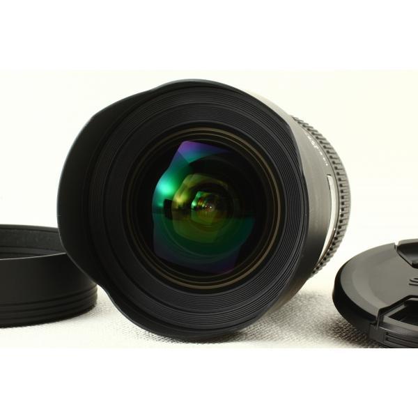 SIGMAシグマ 12-24mm F4.5-5.6 II DG HSM Nikon ニコン フード付き 極上品ランク