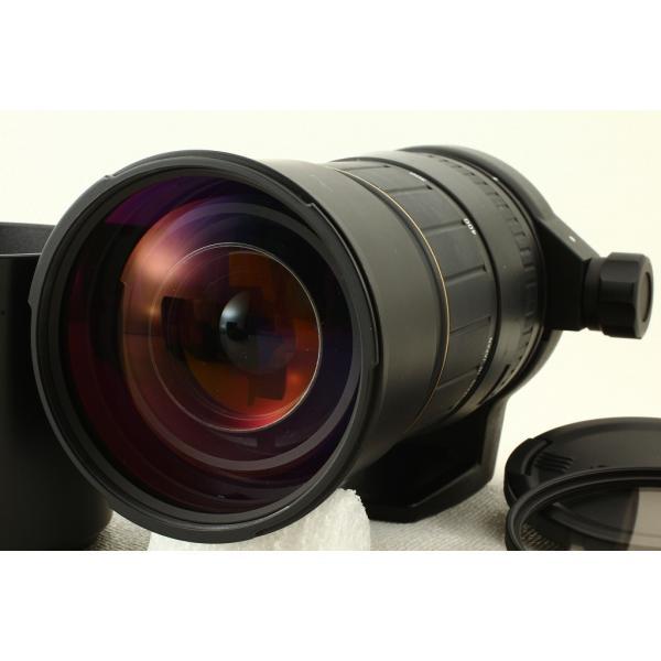SIGMAシグマ APO 135-400mm F4.5-5.6 D ASP RF Nikonニコン 外観美品ランク