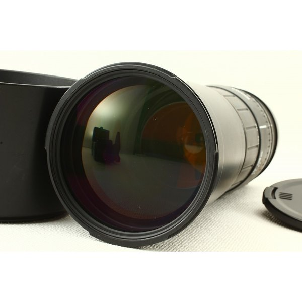 SIGMA AF APO 170-500mm F5-6.3 ASP RF Canonキヤノン◆フード 外観美品ランク