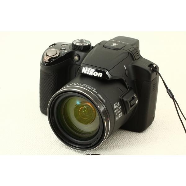 Nikonニコン COOLPIX P510 極美品ランク
