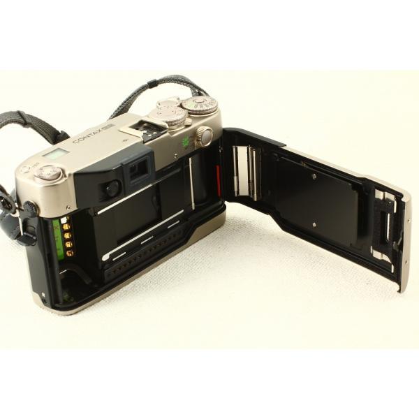 CONTAX コンタックス G2 ボディ + Biogon 28mm F2.8 極上品ランク|crewact|07