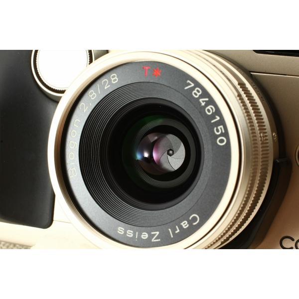 CONTAX コンタックス G2 ボディ + Biogon 28mm F2.8 極上品ランク|crewact|10