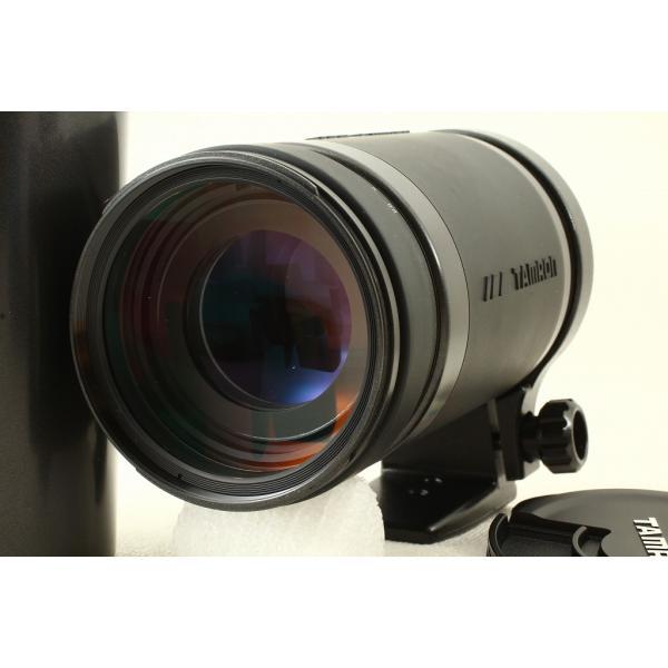 Tamronタムロン AF 200-400mm F5.6 LD IF 75D Nikonニコン◆フード 極上品ランク