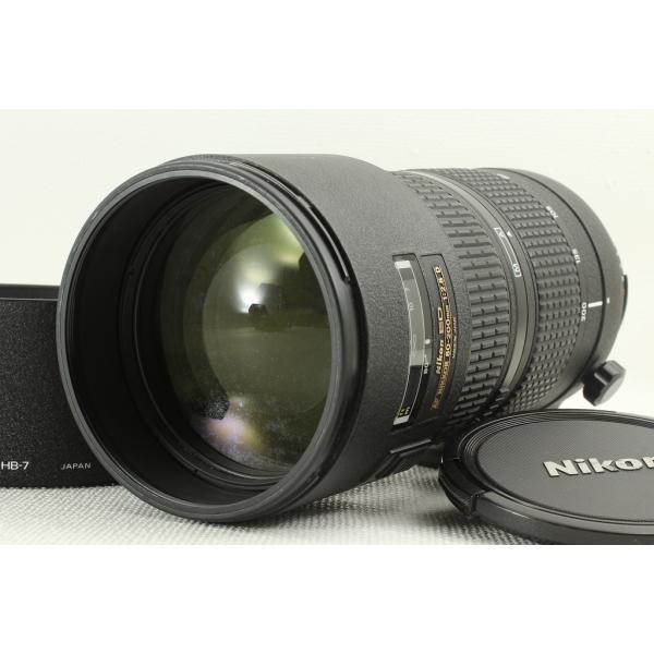 Nikonニコン AF NIKKOR 80-200mm F2.8 D ED New◆大口径望遠ズーム 外観美品ランク