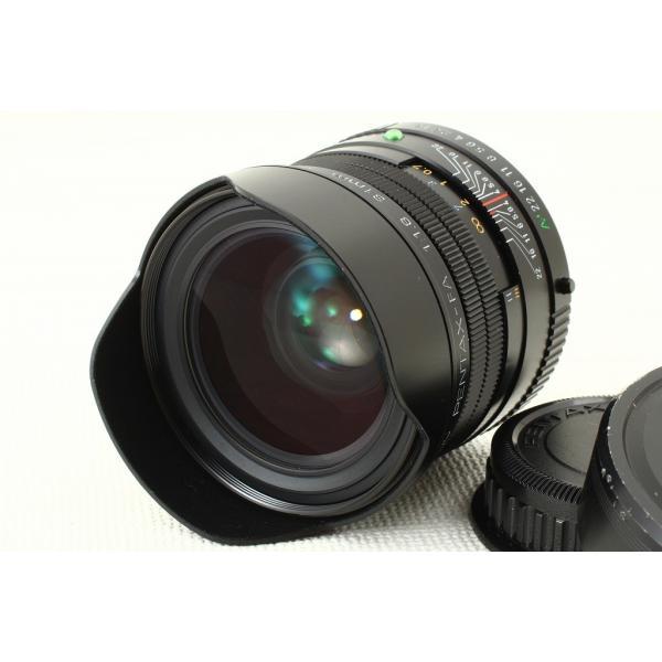 PENTAXペンタックス SMC FA 31mm F1.8 AL Limited ブラック 極上品ランク
