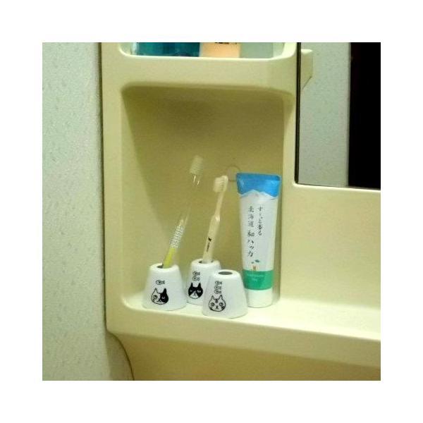 歯ブラシホルダーNECO2|crococko|02