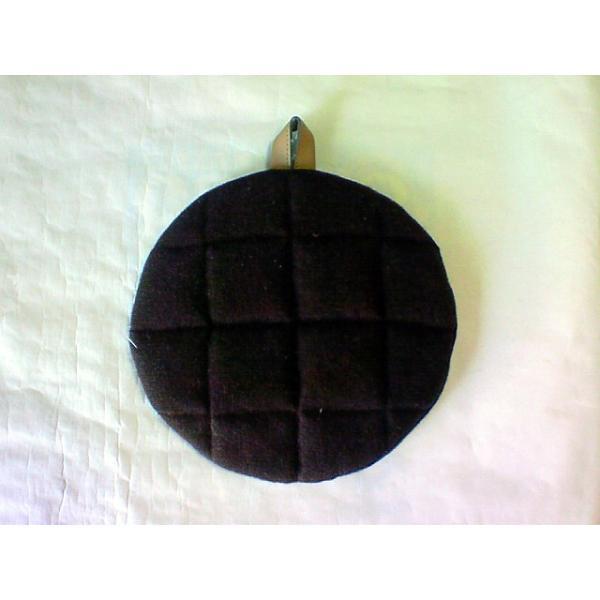 鍋敷きにもなる鍋つかみ(グリーン)|crococko|02