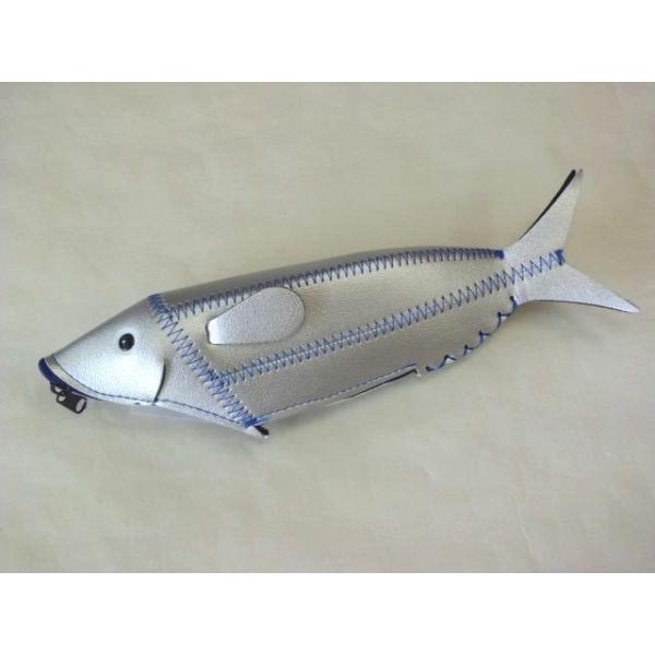 フィッシュケース Fish Case (Silver)|crococko