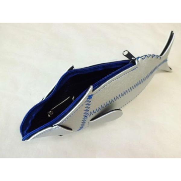 フィッシュケース Fish Case (Silver)|crococko|02