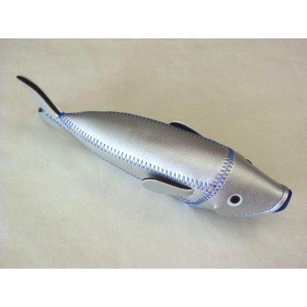 フィッシュケース Fish Case (Silver)|crococko|03