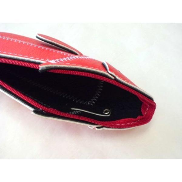 フィッシュケース Fish Case (Red)|crococko|02