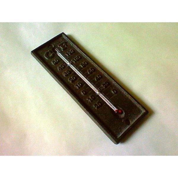 アンティーク風温度計|crococko
