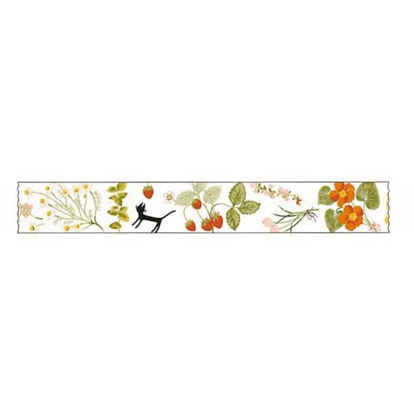 ShinziKatoh マスキングテープ(Harb garden)|crococko|02