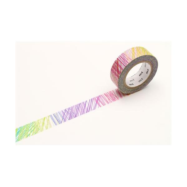 マスキングテープ mt×Kapitza(scribble) カモ井加工紙 crococko 02