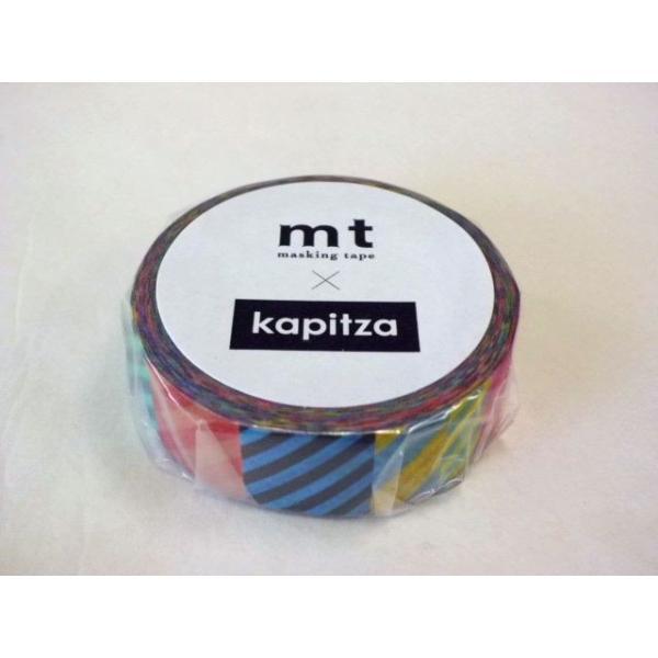 マスキングテープ mt×Kapitza(Multistripe) カモ井加工紙|crococko