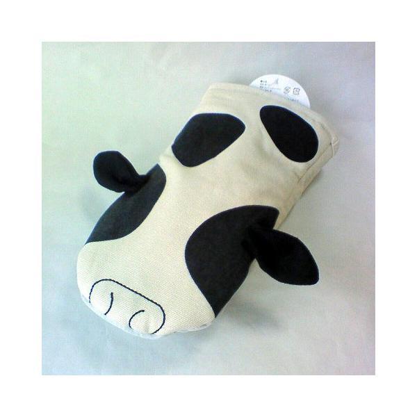 アニマルミトン(COW)|crococko