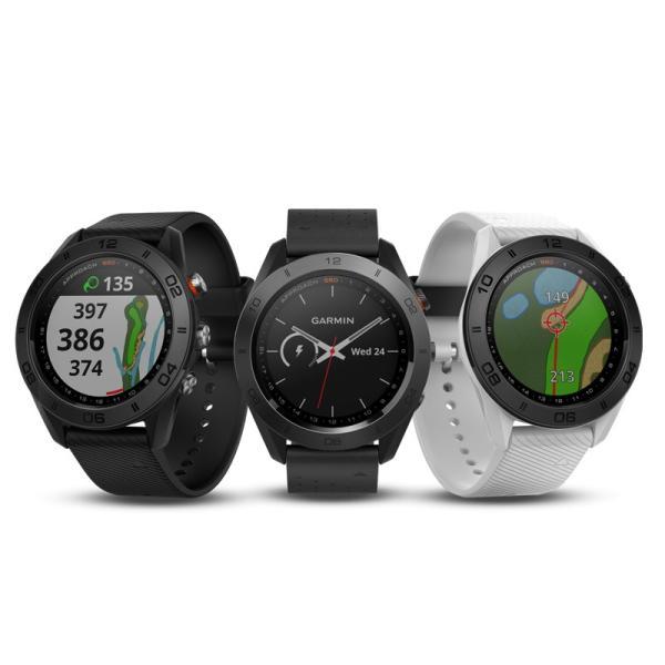 ガーミン GARMIN 正規品 Approach S60 Black ゴルフナビ 腕時計 アプローチ エス60 ブラック ゴルフウォッチ スマートウォッチ 010-01702-20|cross9|05