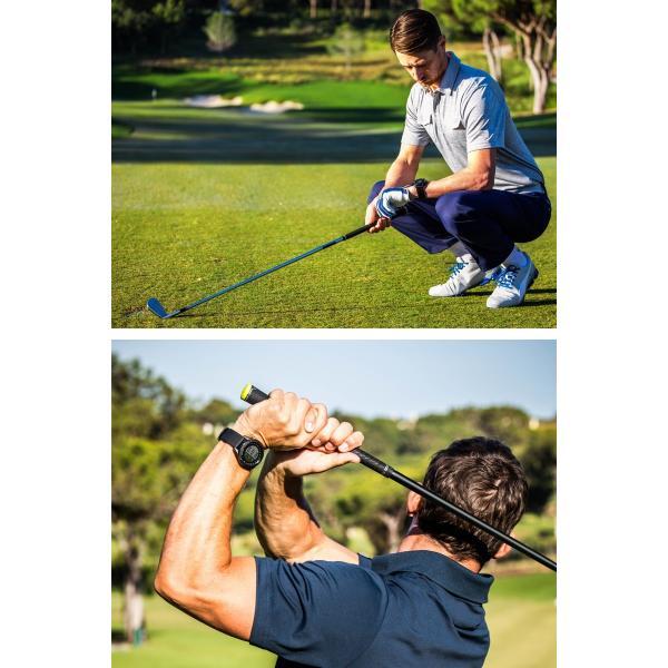 ガーミン GARMIN 正規品 Approach S60 Black ゴルフナビ 腕時計 アプローチ エス60 ブラック ゴルフウォッチ スマートウォッチ 010-01702-20|cross9|06