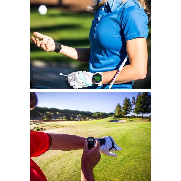 ガーミン GARMIN 正規品 Approach S60 Black ゴルフナビ 腕時計 アプローチ エス60 ブラック ゴルフウォッチ スマートウォッチ 010-01702-20|cross9|07