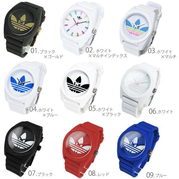 アディダス オリジナルス adidas  腕時計 アナログ ウォッチ SANTIAGO サンティアゴ ADH 選べる15カラー|cross9|02