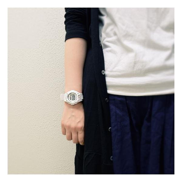 【3年保証】 CASIO カシオ Baby-G 腕時計 レディース 人気 BLX-100-7DR G-LIDE Gライド Baby-Gレディース ホワイト 白 BLX-100-7 海外モデル 防水 おしゃれ