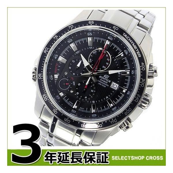 e3629e2397 【3年保証】 カシオ CASIO エディフィス EDIFICE クロノグラフ クオーツ メンズ 腕時計 EF- ...