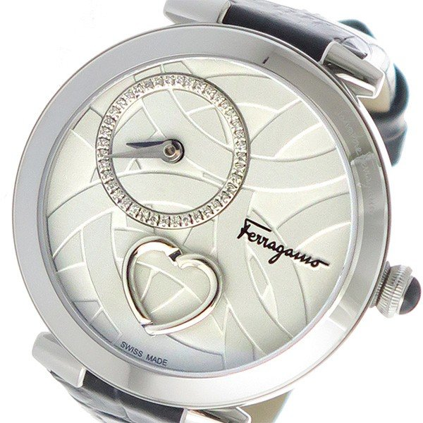 サルヴァトーレ フェラガモ Ferragamo クオーツ レディース 腕時計 FE2020016 シルバー ポイント消化