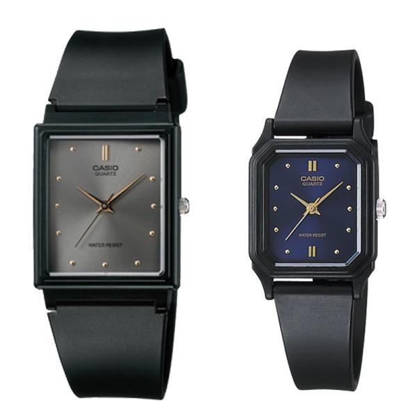 【ペアウォッチ】 カシオ 腕時計 CASIO 時計 カシオ 時計 CASIO 腕時計 メンズ レディース ユニセックス チープカシオ チプカシ ネイビー MQ-38-8A LQ-142E-2A