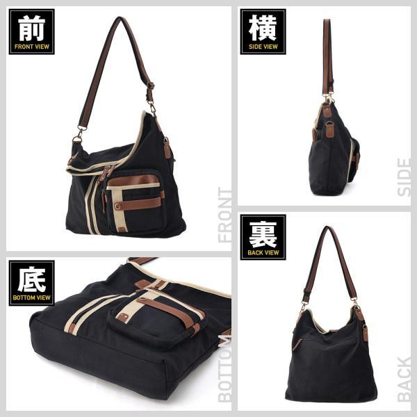 メンズ ショルダーバッグ 2Wayバッグ メッセンジャーバッグ バッグ 口折れ 斜めがけ バック DEVICE かばん 鞄 帆布バッグ A4 ブランド 斜め掛け|crosscharm|13