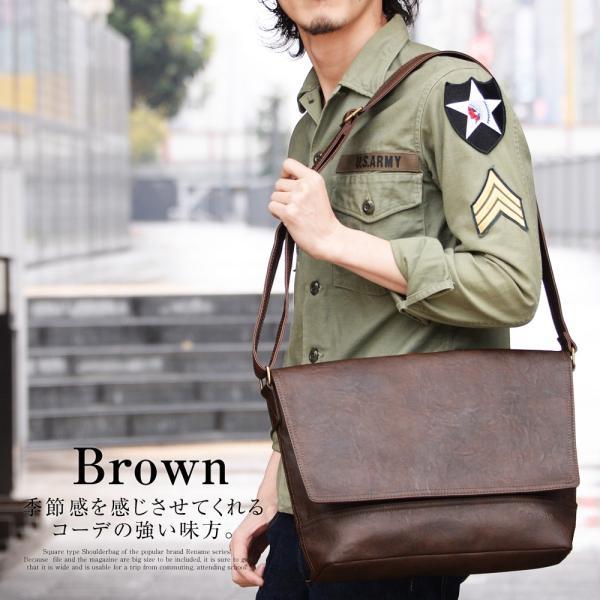ショルダーバッグ メンズ メッセンジャーバッグ カジュアル バック ビジネスバッグ 斜めがけバッグ 鞄 斜めがけ バッグ ブランド おしゃれ 父の日|crosscharm|10