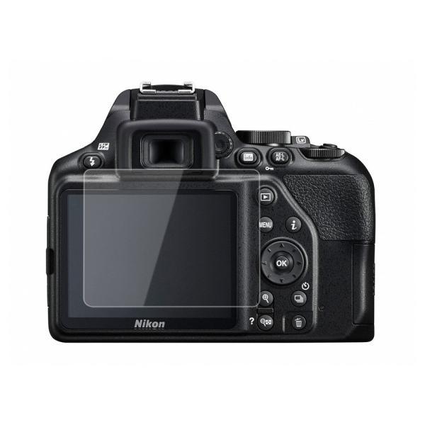 クロスフォレスト Nikon D3400 / D3300 / D3200用 液晶保護 ガラスフィルム