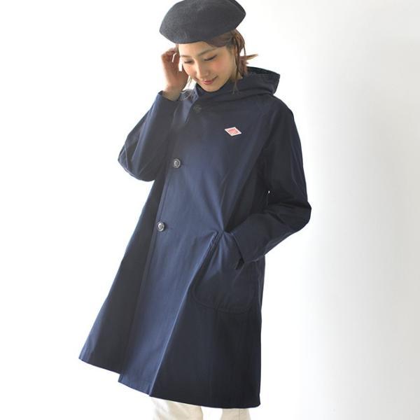 ダントン DANTON DOUBLE CLOTH COAT ラグランスリーブ フードコート ・JD-8849PDF|crouka|02