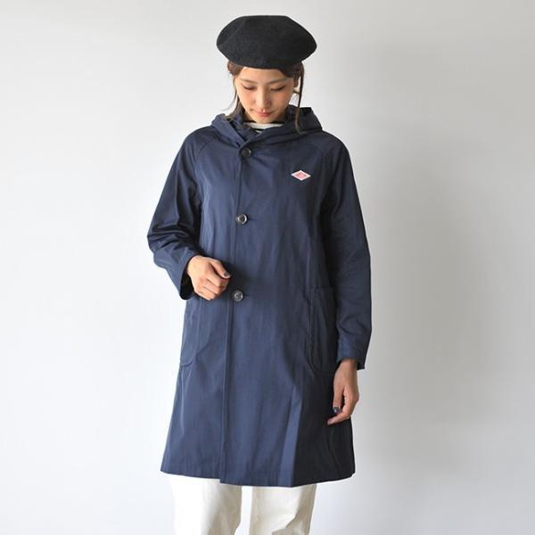 ダントン DANTON DOUBLE CLOTH COAT ラグランスリーブ フードコート ・JD-8849PDF|crouka|12