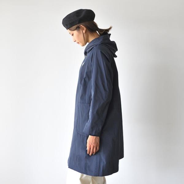 ダントン DANTON DOUBLE CLOTH COAT ラグランスリーブ フードコート ・JD-8849PDF|crouka|13