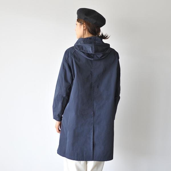 ダントン DANTON DOUBLE CLOTH COAT ラグランスリーブ フードコート ・JD-8849PDF|crouka|14