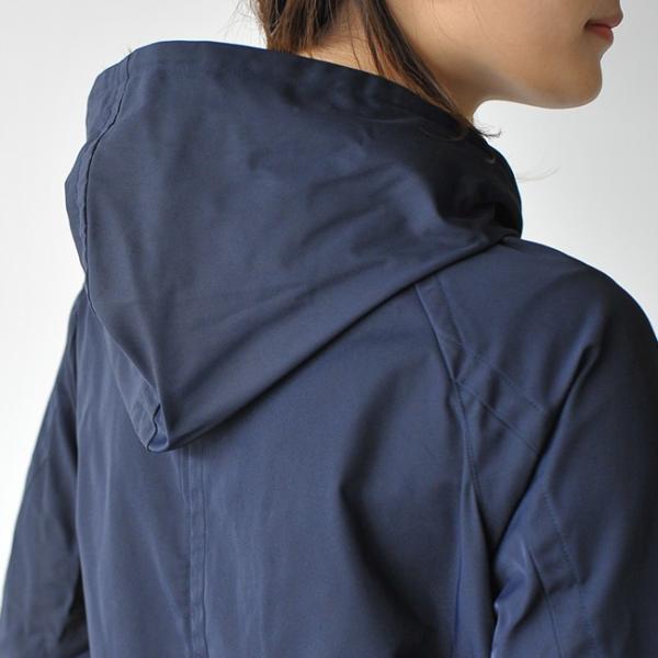ダントン DANTON DOUBLE CLOTH COAT ラグランスリーブ フードコート ・JD-8849PDF|crouka|06
