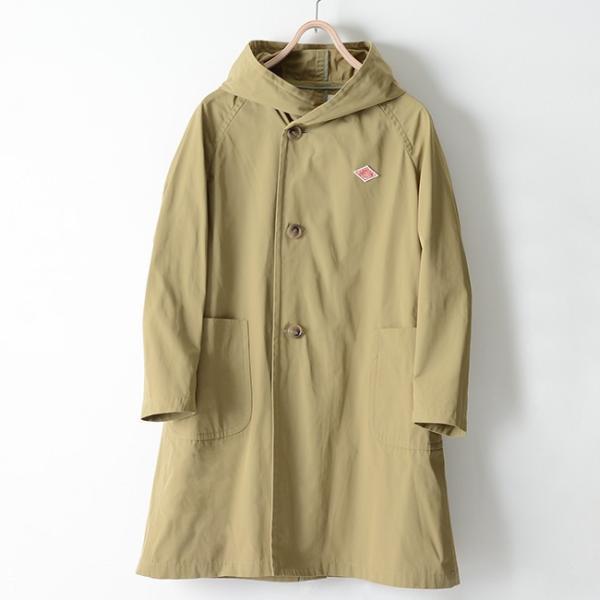 ダントン DANTON DOUBLE CLOTH COAT ラグランスリーブ フードコート ・JD-8849PDF|crouka|09